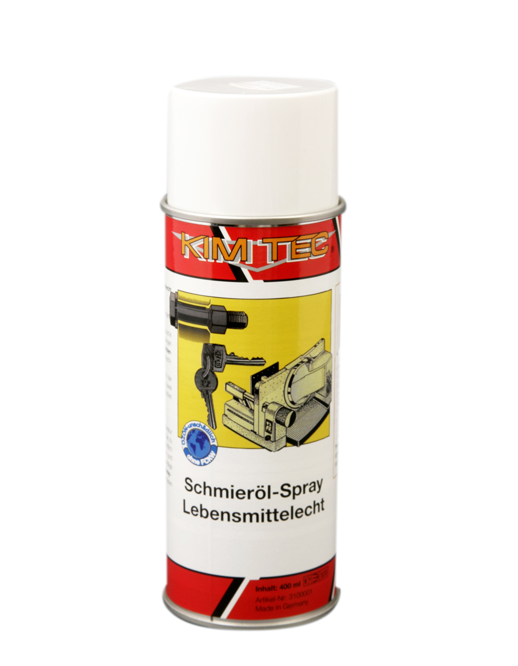 Food safe lubricating oil spray | Gynex